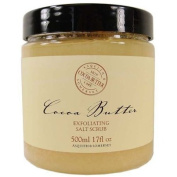 Asquith & Somerset Cocoa Butter Exfoliating Salt Scrub