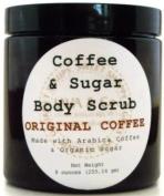 Coffee and Organic Sugar Body Scrub, Original Coffee
