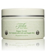 Tela Beauty Organics Sugar Scrub 190ml