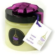 Pelindaba Lavender Deluxe Sugar Scrub - Body Scrub with Lavender Essential Oil - 470ml