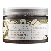 Pacifica Kona Coffee & Sugar Detox Scrub