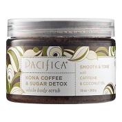 Pacifica Kona Coffee & Sugar Detox Scrub