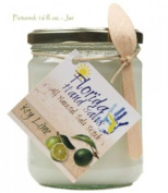 Key Lime Salt Scrub - For the Body, Hands and Feet 470ml Jar