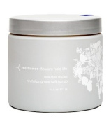 Red Flower French Lavender Isla das Rocas Sea Salt Scrub-14.5 oz.