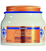 Hammam I Coloniali - gentle body scrub with ginger & Cedar 200 ml