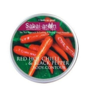 Sabai-arom Red Hot Chilli Cellulite Thai Spa Body Scrub