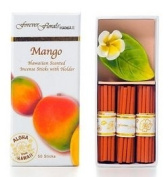MANGO INCENSE W/ CERAMIC HOLDER - HAWAIIAN GIFT BOX SET