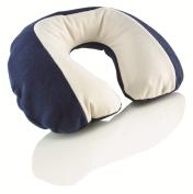 Travel Smart Fleece Neck Rest with Coolmax