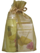 PASSION PINEAPPLE ISLAND BATH ENCHANTMENT SET - GIFT TRAVEL SET
