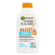Garnier Ambre Solaire Kids Suntan Very High Moisturising Milk SPF30 With Cact.