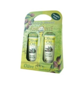 Aphrodite Natural Body Lotion & Hand Cream Gift Set with Aloe Vera