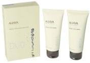 AHAVA Gift Pack Mineral Duo Hand Cream and Foot Cream