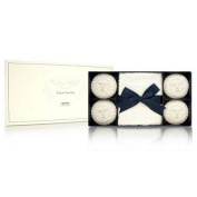 Noevir Royal Veil Soap and Towel Set Set Includes