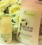 Indian Cotton Flower Shower Cream & Anti-perspirant Deodorant Imported