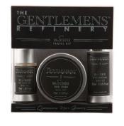 The Gentlemens Refinery Travel Trilogy