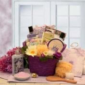 The Healing Spa Bath Basket for Her by GiftBasketsAssociates