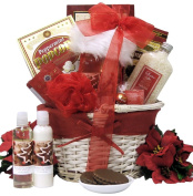 Great Arrivals Spa Holiday Christmas Gift Basket, Peace and Tranquilly