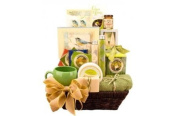 Calming Waters Spa Basket by GiftBasket