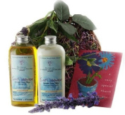 Castle Baths - Thank You Gift Basket - Lavender Ylang Ylang