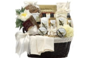 Chai Latte Spa Basket by GiftBasket