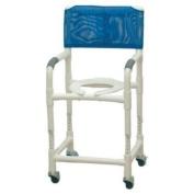 MJM International 118-LP-ADJ Shower Chair