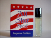 All Star Sport Fragrance for Boys - Kids Fragrance - Perfect Size for Travel! Great Gift for Easter Basket!