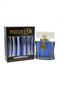 Kristel Saint Martin Parfum D'or Pour Homme Eau De toilette Spray for Men, 100ml