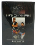 Orange County Choppers Full Throttle EDT Spray Cologne 100ml