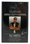Orange County Choppers Full Throttle Paul Sr. EDT Spray Cologne 100ml