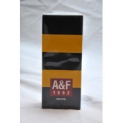 A & F 1892 YELLOW by Abercrombie & Fitch for Men EAU DE COLOGNE SPRAY 50ml