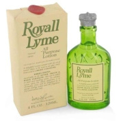 ROYALL LYME by Royall Fragrances All Purpose Lotion Cologne 120ml