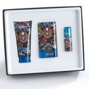 Ed Hardy Hearts & Daggers Cologne Gift Set for Men 50ml Eau De Toilette Spray