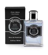 Mistral Men's Eau De Parfume Spray, Cedarwood Marine, 3.4 Fluid Ounce