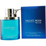 Yacht Man Blue By Puig Eau-de-toilette Spray, 100ml