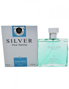 Silver 100ml Impression of Chrome By Azzaro for Men