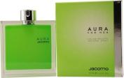 Aura for Men by Jacomo Eau de Toilette Spray 75ml