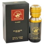 Beverly Hills Polo Club Classic Eau De Toilette Spray 50ml for Men by Beverly Fragrances