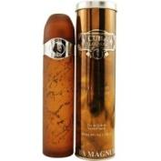 CUBA MAGNUM BLACK by Cuba EDT SPRAY 130ml