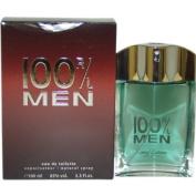 Remy Latour 100% RL Men Eau De Toilette Spray by Remy Latour, 100ml