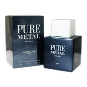 Karen Low Pure Metal Eau De Toilette Spray for Men, 100ml