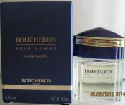Boucheron Pour Homme Eau De Toilette EDT Men .15 fl oz/ 4,5ml Mini