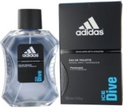 Adidas Ice Dive Edt Spray 100ml (Developed With Athletes) By Adidas SKU-PAS963764