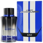Axis Caviar Grand Prix Blue by Sense Of Space for Men Eau De Toilette Spray / 90 Ml