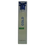 United Colours of Benetton Cold Eau De Toilette Spray for Men, 100ml