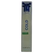 United Colours of Benetton Cold Eau De Toilette Spray for Men, 100ml