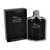 Jaguar Classic Black by Jaguar Eau De Toilette Spray 100ml for Men