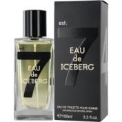 EAU DE ICEBERG by Iceberg EDT SPRAY 100ml for MEN