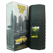 Cofinluxe Taxi Ny for Men 100 Ml Eau De Toilette Spray, 3.4 Ounce
