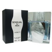 Johan B Sensual Eau de Toilette Spray for Men, 80ml