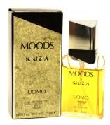 Moods Cologne by Krizia for Men. Eau De Toilette Spray 0.85 Oz / 25 Ml